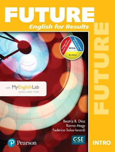Future Intro Student Book with MyLab English (Paperback)