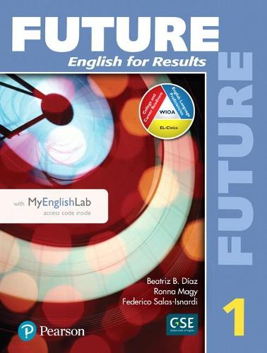 Future 1 Student Book with MyLab English (Paperback)