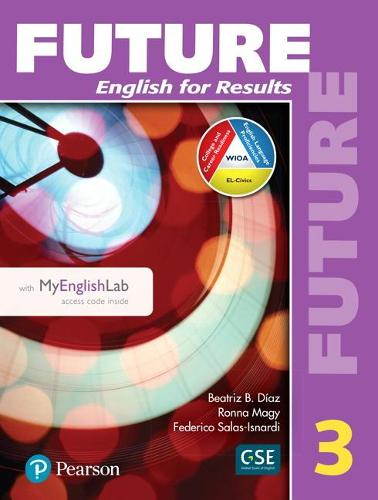 Future 3 Student Book with MyLab English (Paperback)