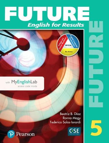 Future 5 Student Book with MyLab English (Paperback)
