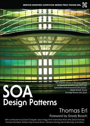 SOA Design Patterns (paperback) (Paperback)
