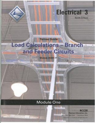 26301-17 Load Calculations - Branch and Feeder Circuits Trainee Guide (Paperback)