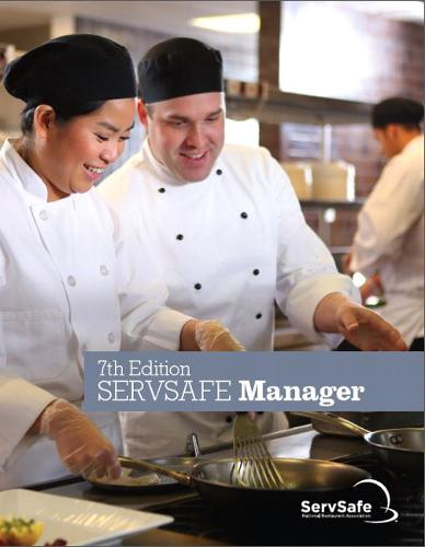 ServSafe ManagerBook with Online Exam Voucher (Paperback)