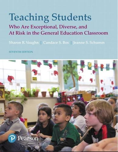 Teaching Students Who are Exceptional, Diverse, and At Risk in the General Educational Classroom (Paperback)