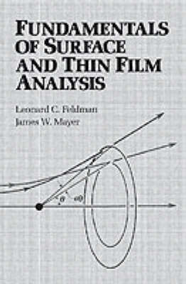 Fundamentals of Surface Thin Film Analysis (Paperback)