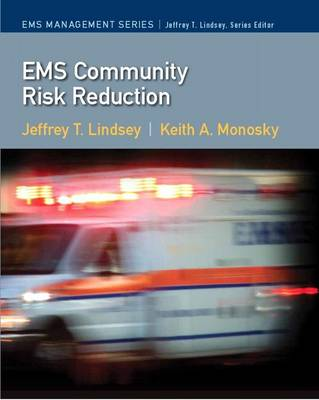 EMS Community Risk Reduction (Paperback)