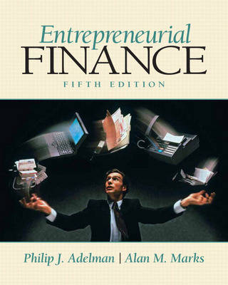 Entrepreneurial Finance (Paperback)