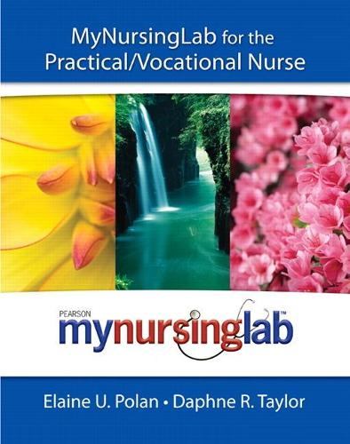 MyNursingLab for the Practical/Vocational Nurse (text + access code)