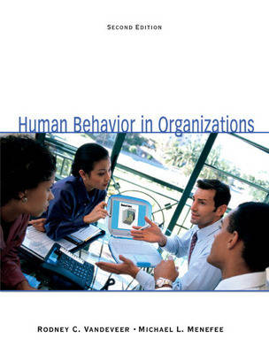 Human Behavior in Organizations (Paperback)