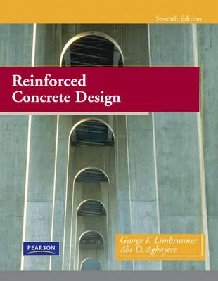 Reinforced Concrete Design (Hardback)