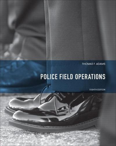 Police Field Operations (Hardback)