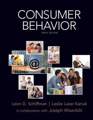 Consumer Behavior (Hardback)