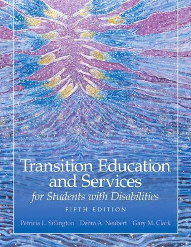 Transition Education and Services for Students with Disabilities (Hardback)