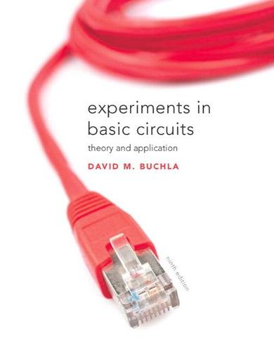 Experiments in Basic Circuits: Buchla Lab Manual (Paperback)