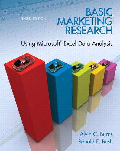 Basic Marketing Research with Excel: United States Edition (Paperback)