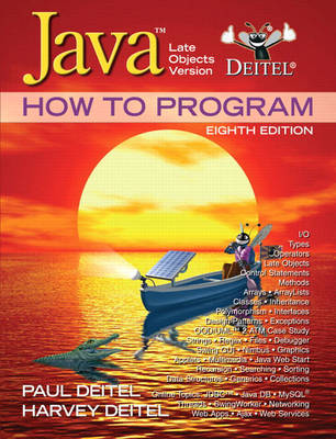 Java How to Program: Late Objects Version