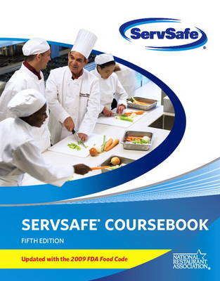 ServSafe Coursebook with Paper/pencil Answer Sheet Update with 2009 FDA Food Code (Paperback)