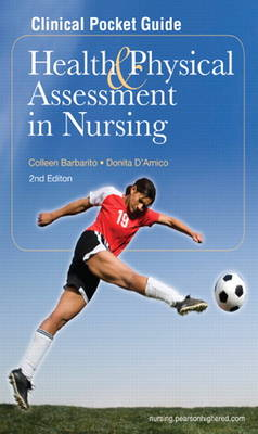 Clinical Pocket Guide for Health & Physical Assessment in Nursing (Paperback)