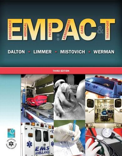 Emergency Medical Patients: Assessment, Care, and Transport (Paperback)