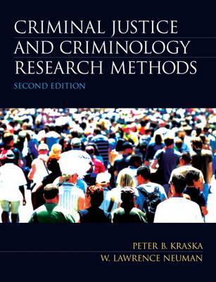 Criminal Justice and Criminology Research Methods (Hardback)
