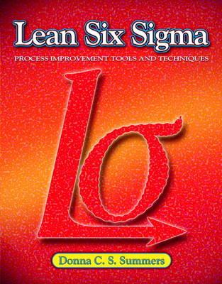 Lean Six Sigma (Hardback)
