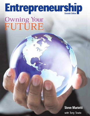Entrepreneurship: Owning Your Future (High School Textbook) (Paperback)