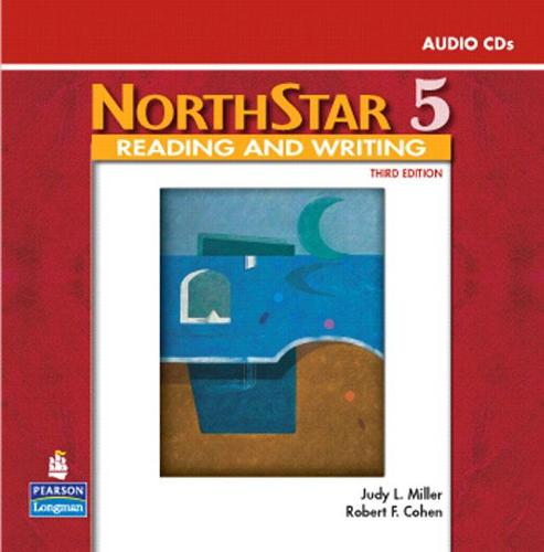 NorthStar, Reading and Writing 5, Audio CDs (2)