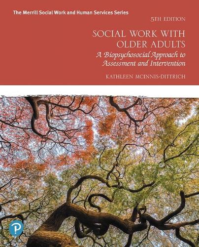 Social Work with Older Adults (Paperback)