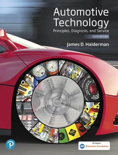 Automotive Technology: Principles, Diagnosis, and Service (Hardback)