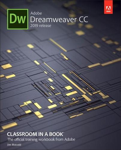 Adobe Dreamweaver CC Classroom in a Book (Paperback)