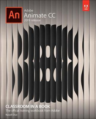 Adobe Animate CC Classroom in a Book (Digital product license key)