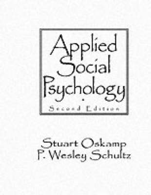 Applied Social Psychology (Paperback)