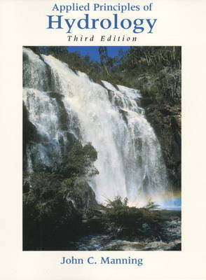 Applied Principles of Hydrology (Paperback)