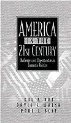 America in the 21st Century: Challenges and Opportunities in Domestic Politics (Paperback)