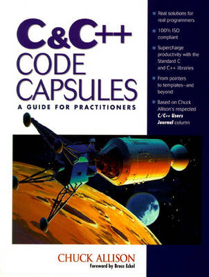 C & C++ Code Capsules: A Guide for Practitioners (Paperback)