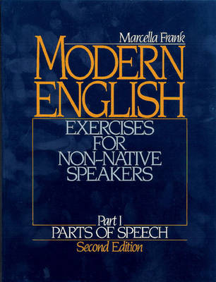 Book 1, Part I: Parts of Speech, Modern English (Paperback)