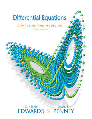 Differential Equations Computing and Modeling (Hardback)