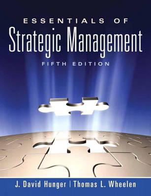 Essentials of Strategic Management (Paperback)