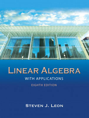 Linear Algebra with Applications (Hardback)