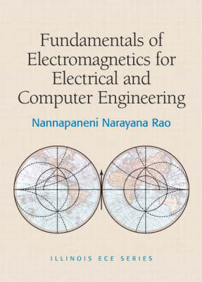 Fundamentals of Electromagnetics for Electrical and Computer Engineering: United States Edition (Hardback)