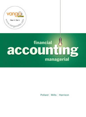 Financial and Managerial Accounting Chapters 14-24 (Paperback)