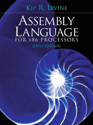 Assembly Language for X86 Processors (Hardback)