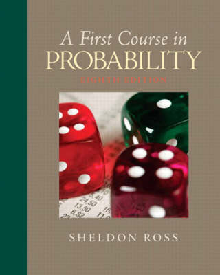 A First Course in Probability (Hardback)