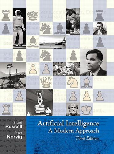 Artificial Intelligence: A Modern Approach (Hardback)