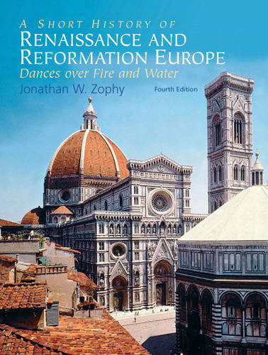 A Short History of Renaissance and Reformation Europe (Paperback)