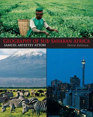 Geography of Sub-Saharan Africa (Hardback)