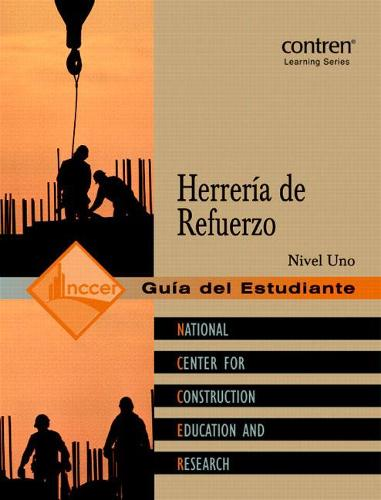 Reinforcing Ironwork Level 1, Trainee Guide in Spanish (Paperback)