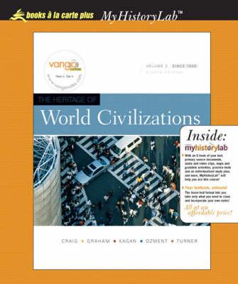The Heritage of World Civilizations: v. 2 (Paperback)