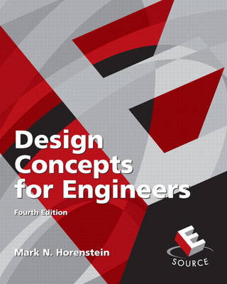 Design Concepts for Engineers (Paperback)