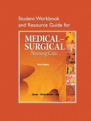 Study Guide for Medical-Surgical Nursing Care (Paperback)